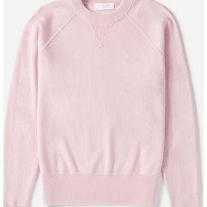 Everlane crewneck cashmere sweater